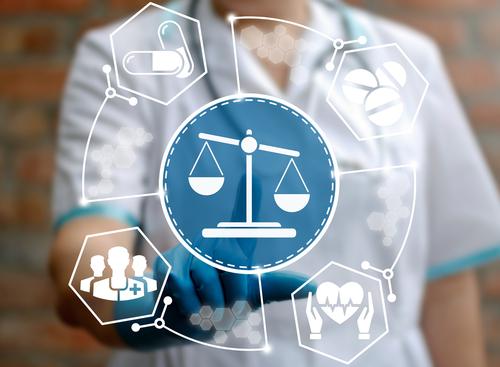 Les différentes branches du droit médical